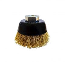 Brumby 60mm Crimped Cup Brush