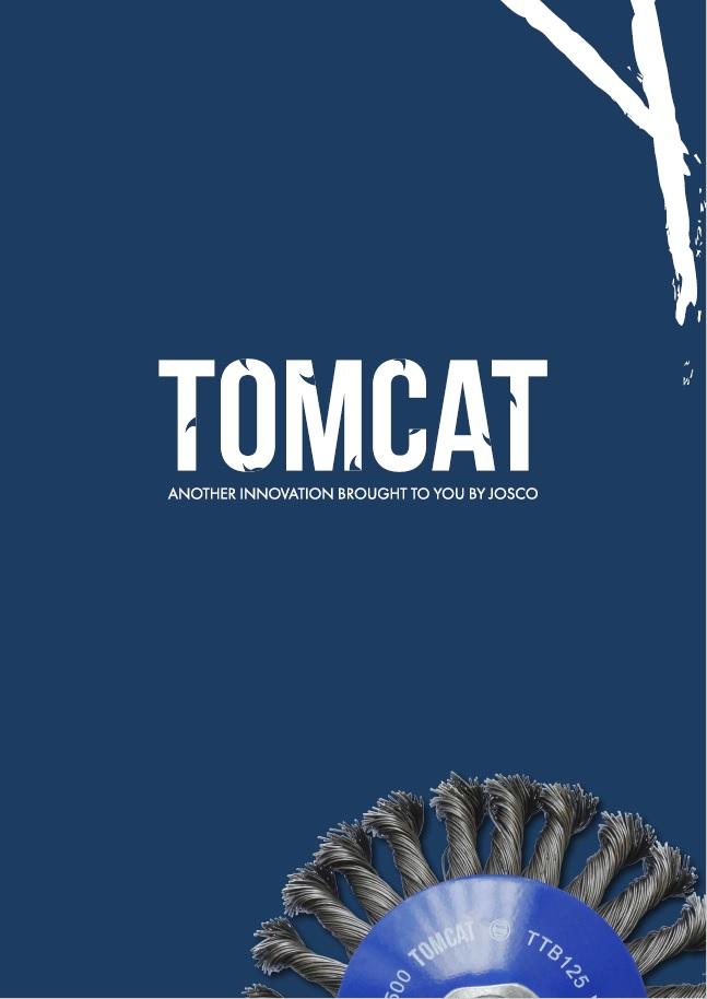 Tomcat Catalogue Cover