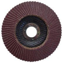 Brumby 127mm Aluminium Oxide Flap Disc 60G